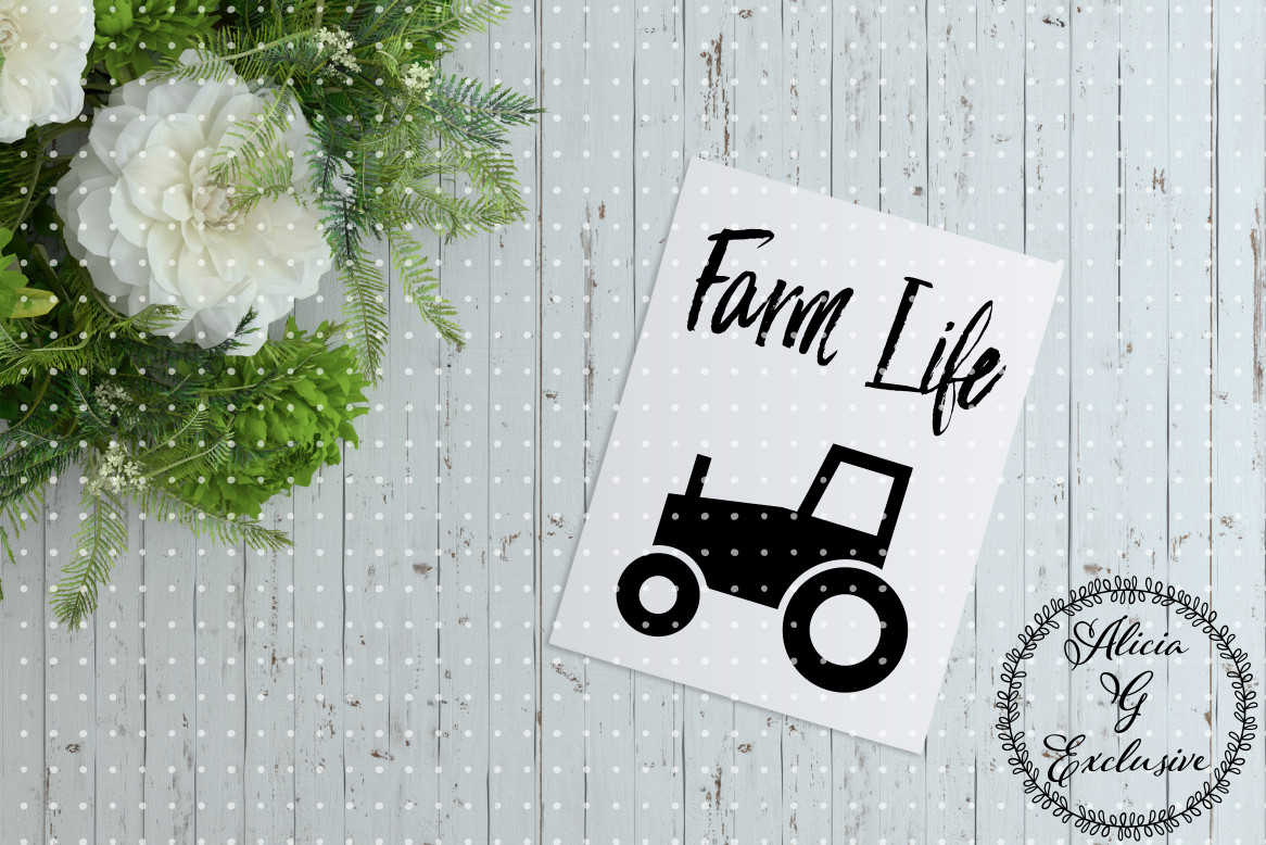 Farm Life - Tractor example image 1
