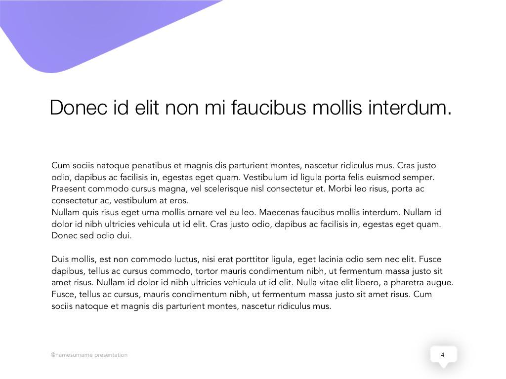 Influencer Marketing Google Slides Template example image 5