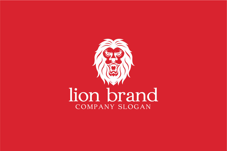 Lion Brand Logo example image 5