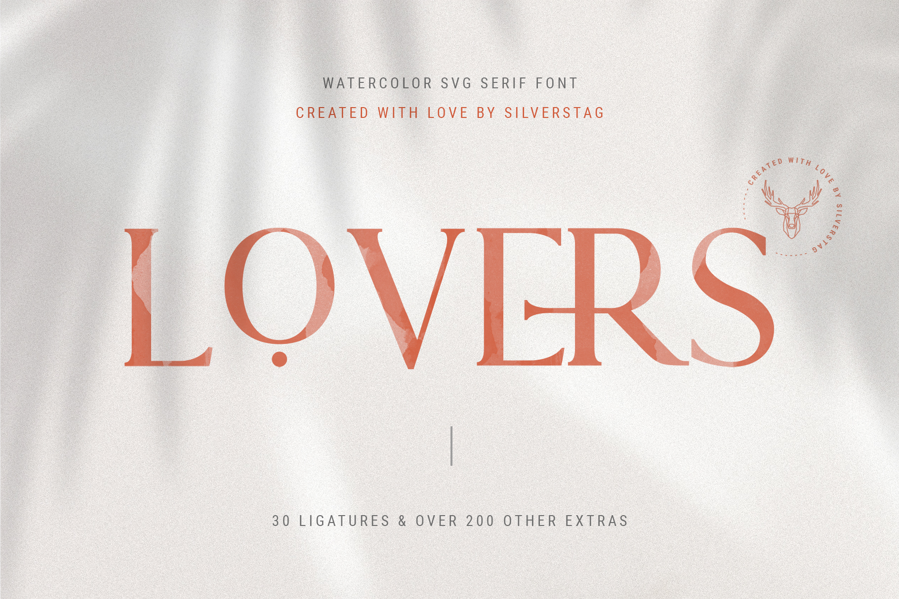 Font Bundle - Limited Time Edition With 80 Percent OFF example image 6