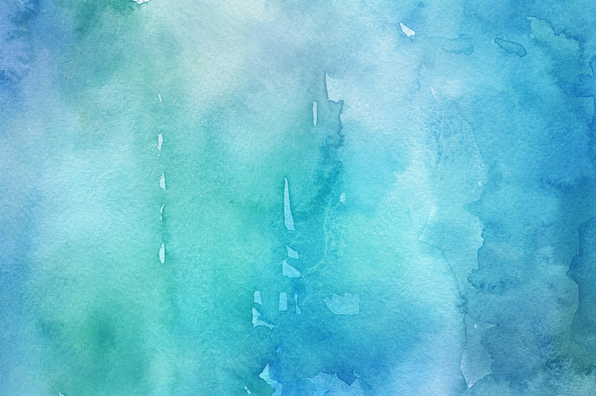 30 Winter Watercolor Backgrounds example image 6