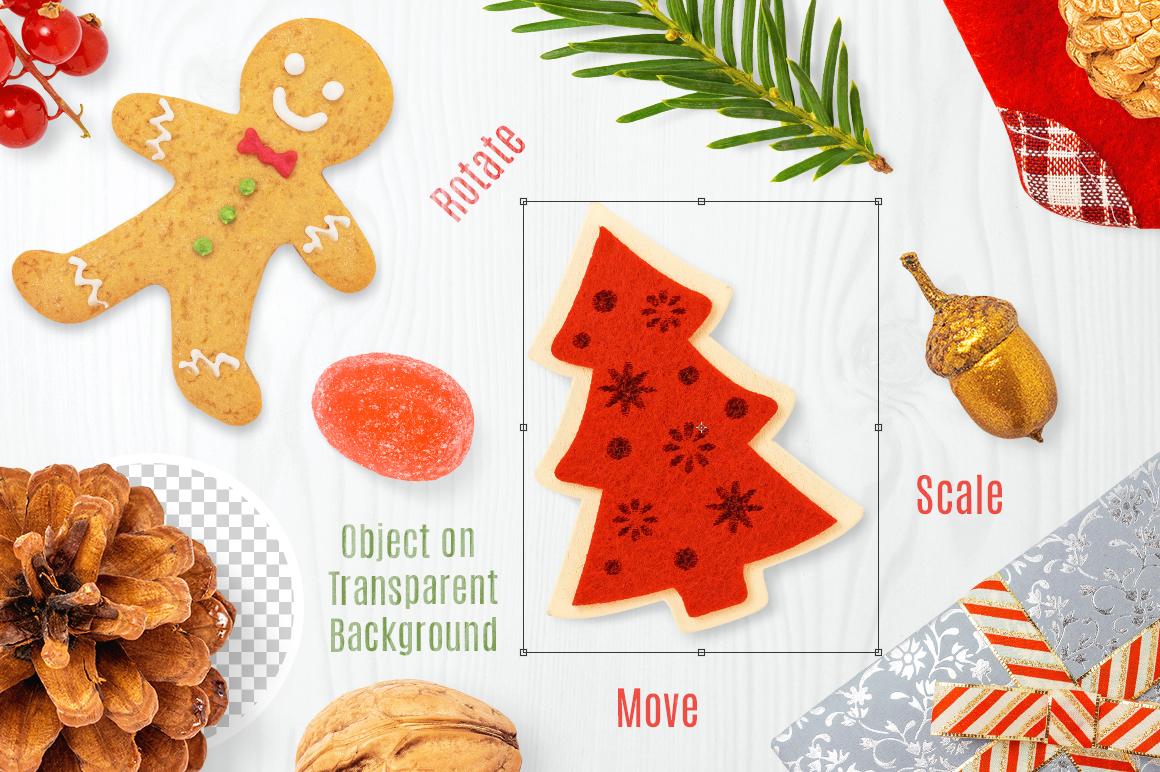 Christmas Scene Creator Volume 3 example image 5