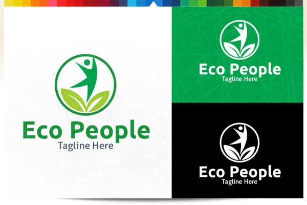 Eco People example image 2