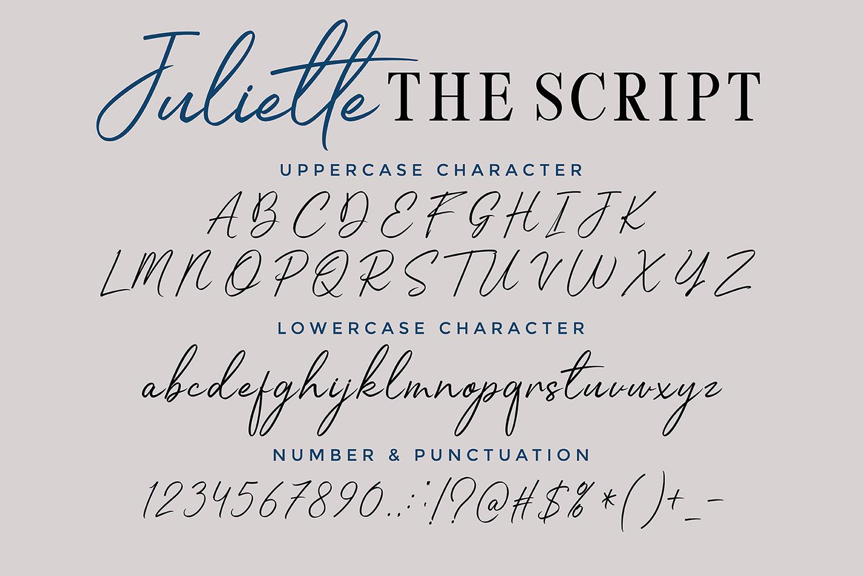 Juliette Font Duo example image 12