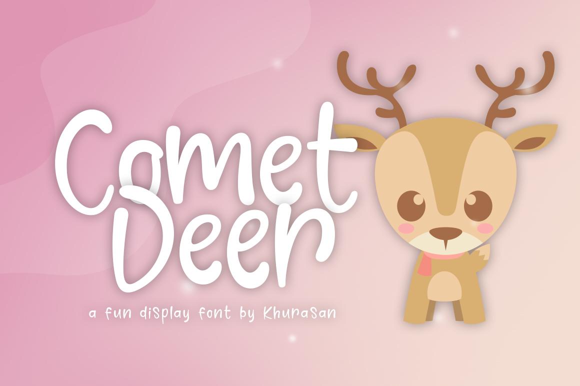 Comet Deer example image 1