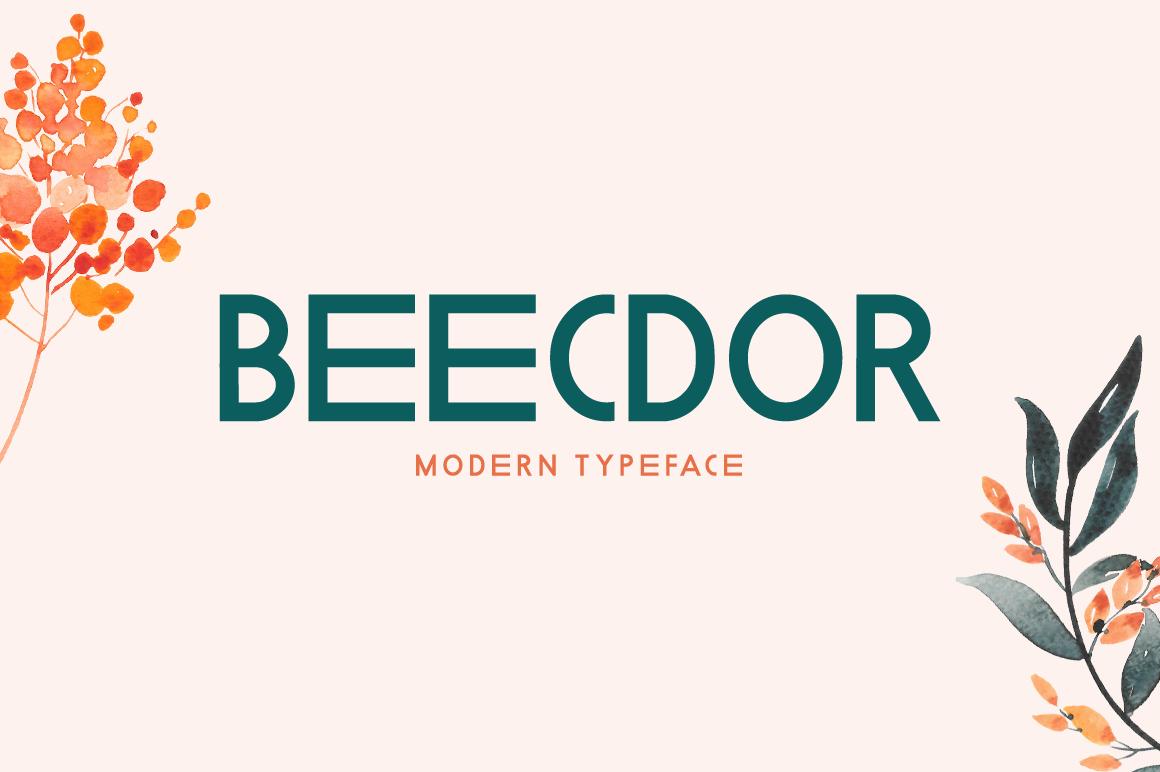 Beecdor example image 1