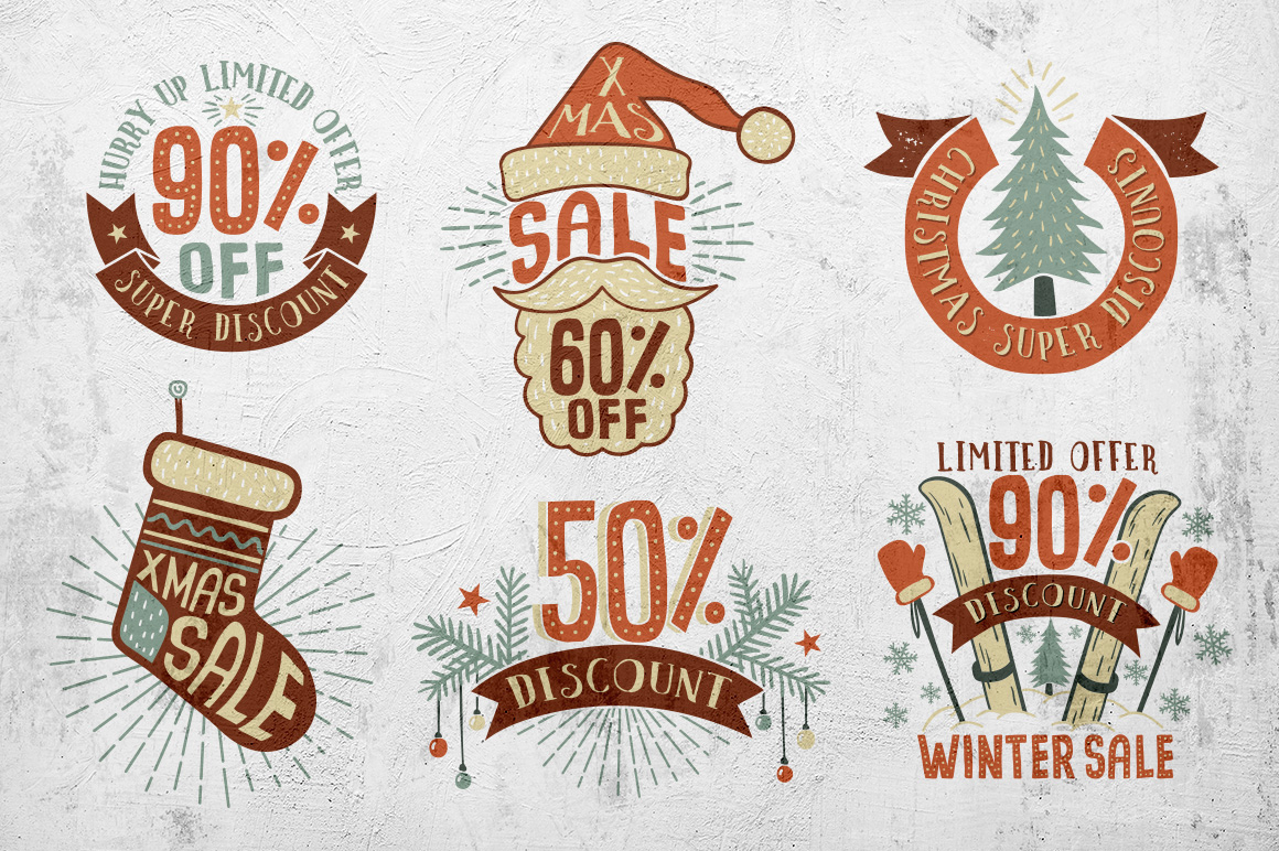 Sale Discount Set example image 5