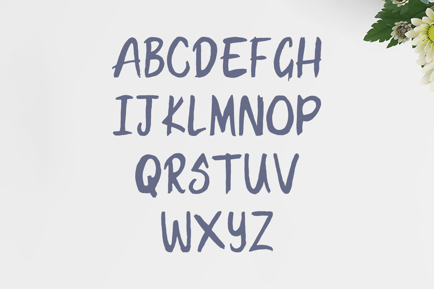 Hanma Brush Font example image 4