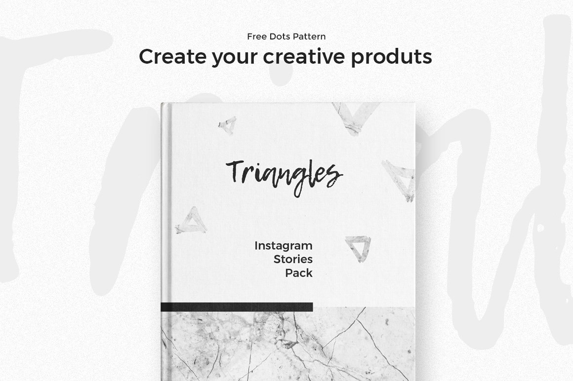 Triangles - Instagram Stories Pack example image 6