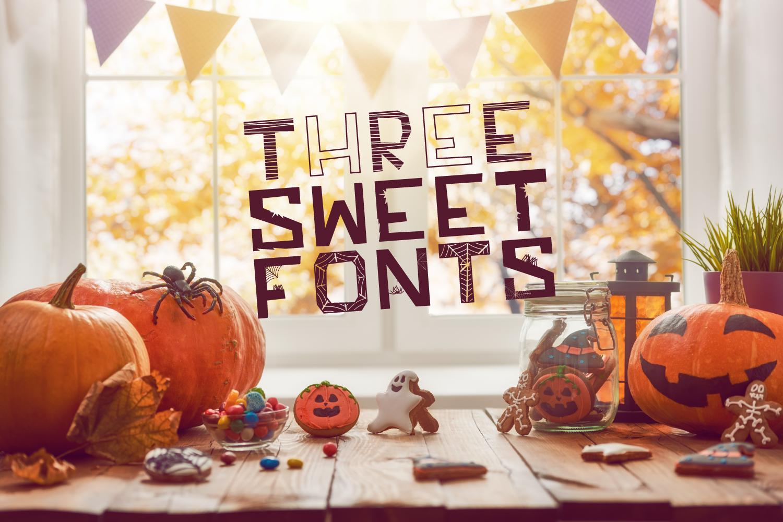 MACABRE - A Spooky Font Trio example image 10