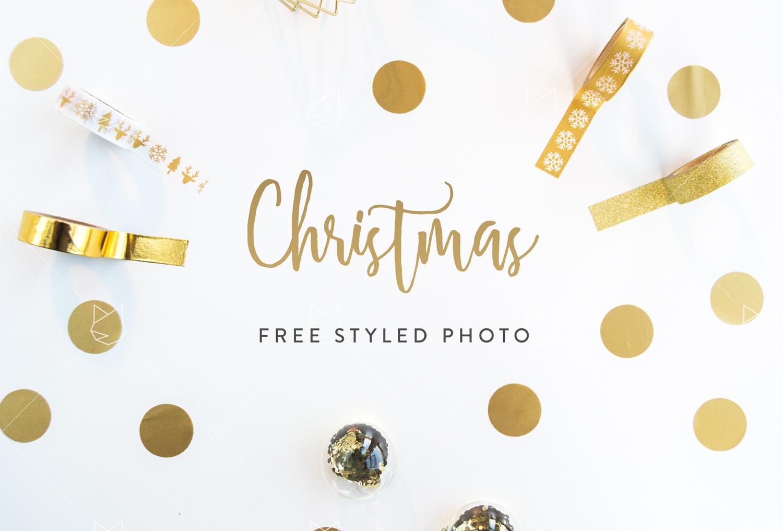 Christmas Photo Bundle #3 with FREE BONUS example image 12