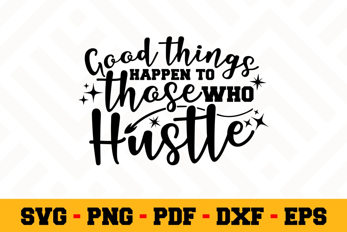 Motivation SVG Design n509 | Motivational Quote SVG File example image 1