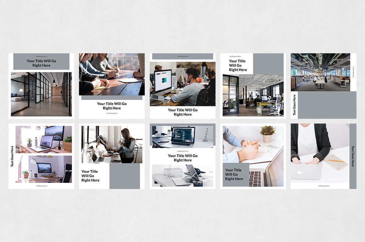 Office Instagram Posts example image 7
