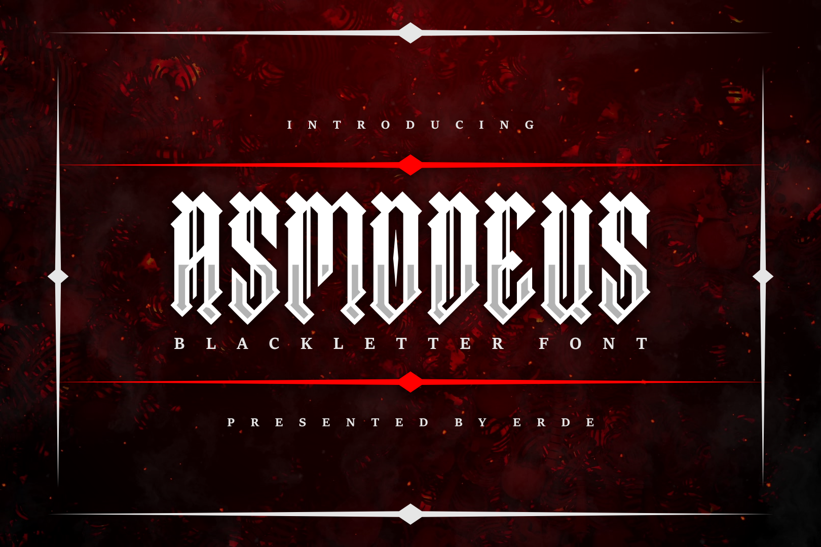 Asmodeus - Blackletter example image 1