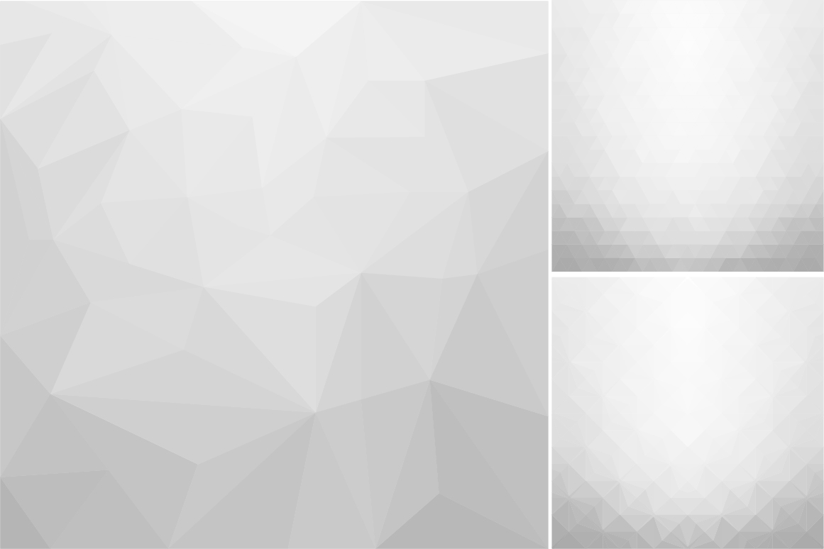 Gray abstract vector backgrounds. example image 7