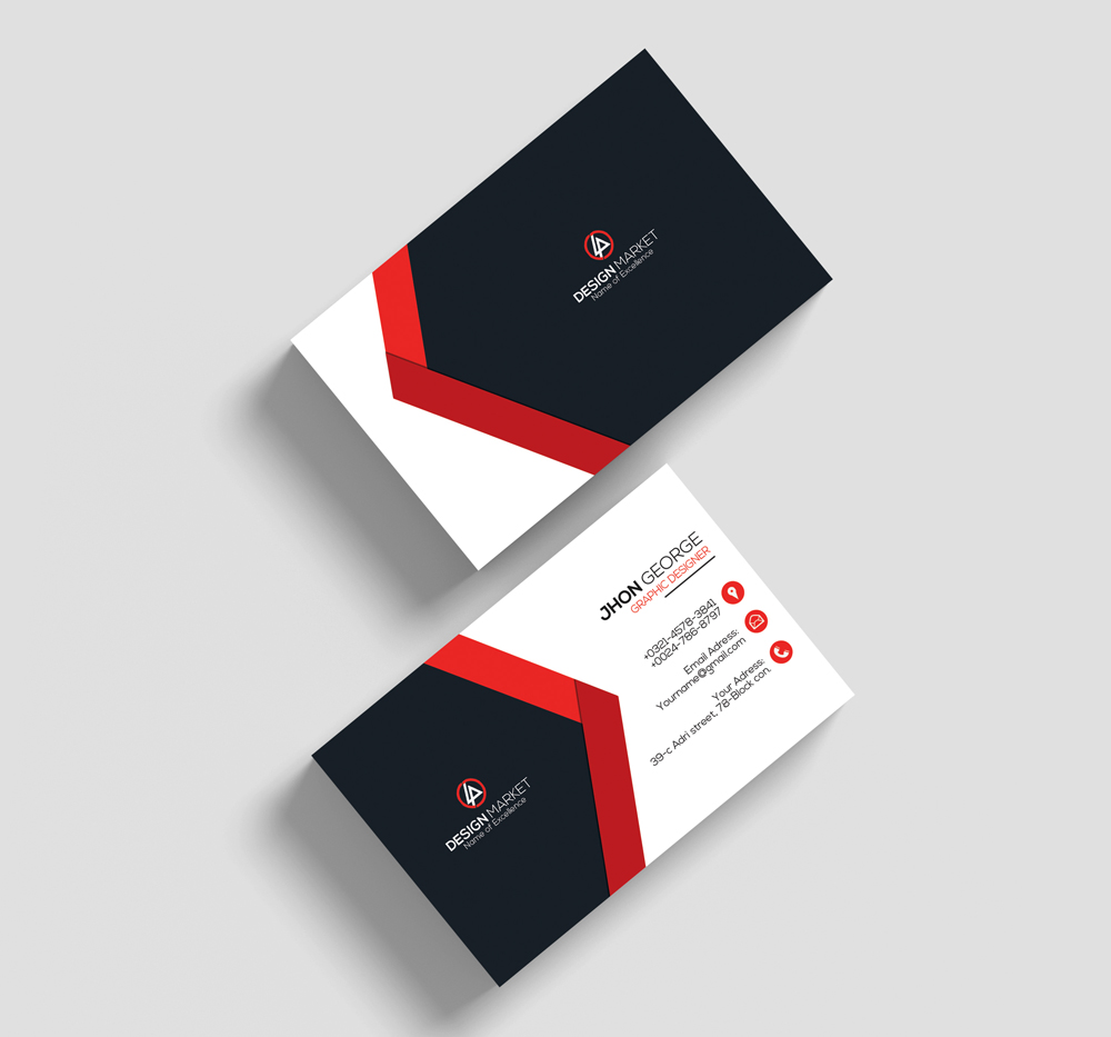 Business Visitig Cards example image 4