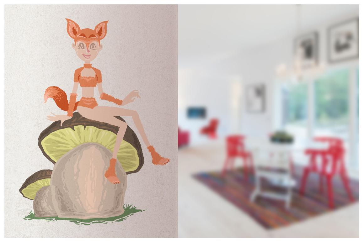 Bunch Animal Girl Costume example image 5