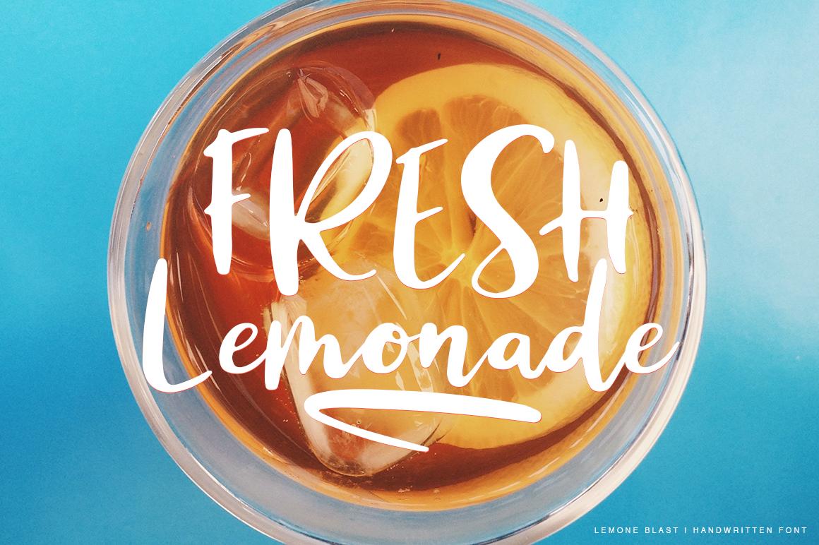 Lemon Blast example image 6