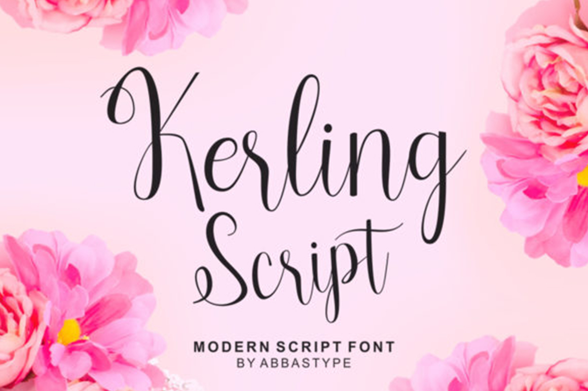 Kerling Script example image 1