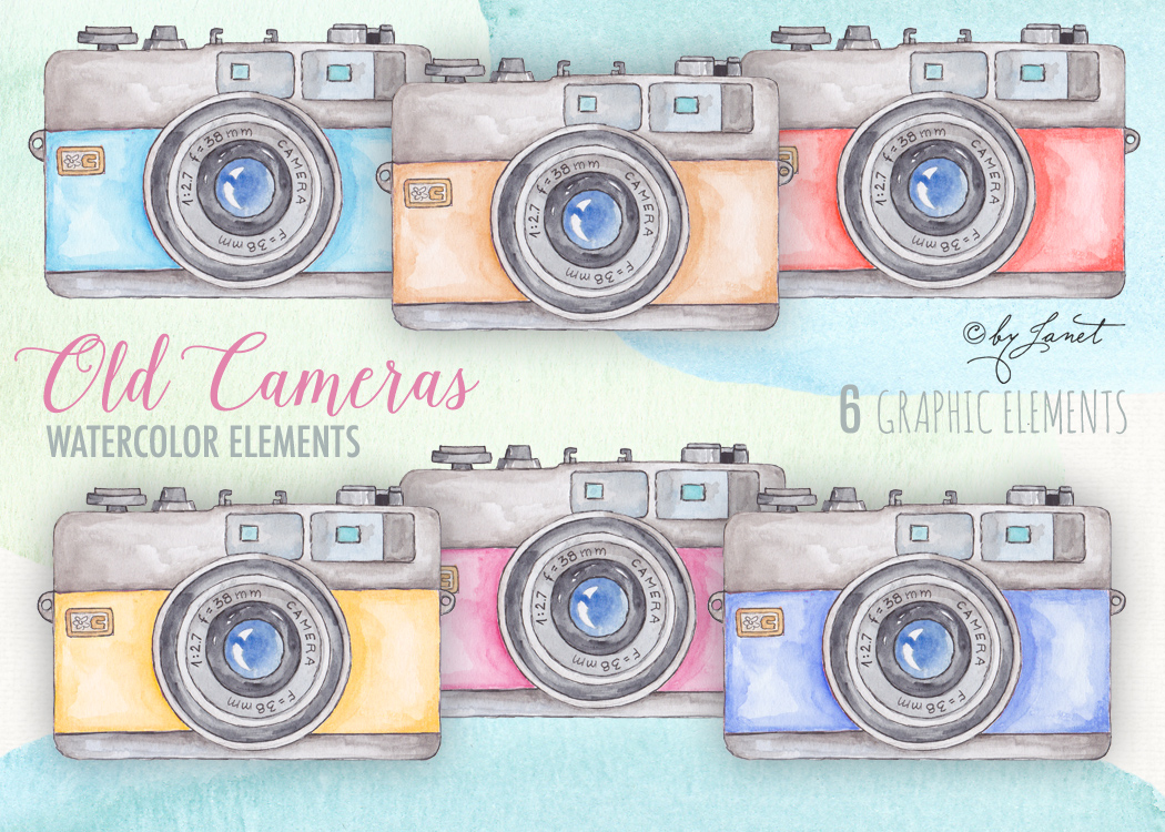 Old Cameras example image 2