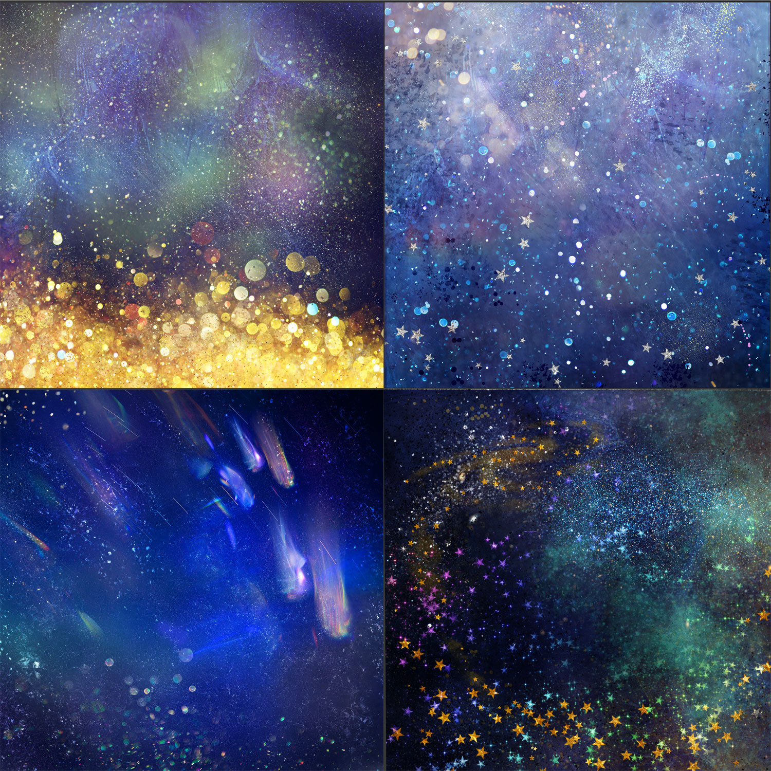 Outer Space Backgrounds example image 4