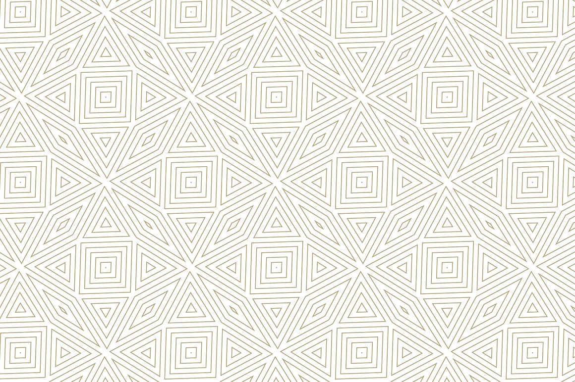Ornamental seamless patterns. example image 5