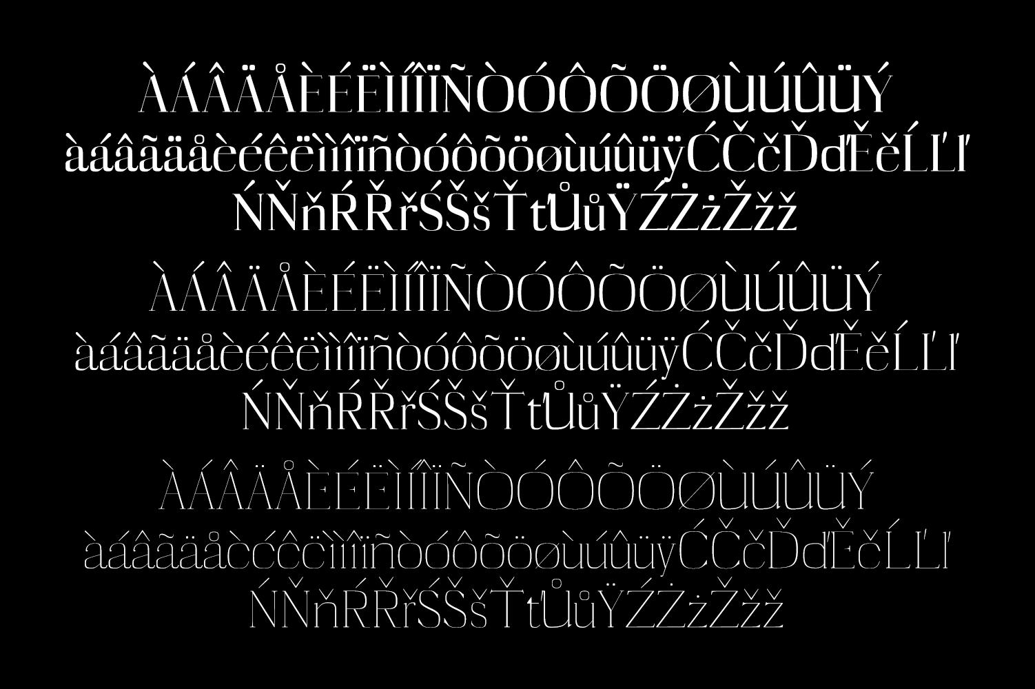 Cartland Serif Typeface example image 4
