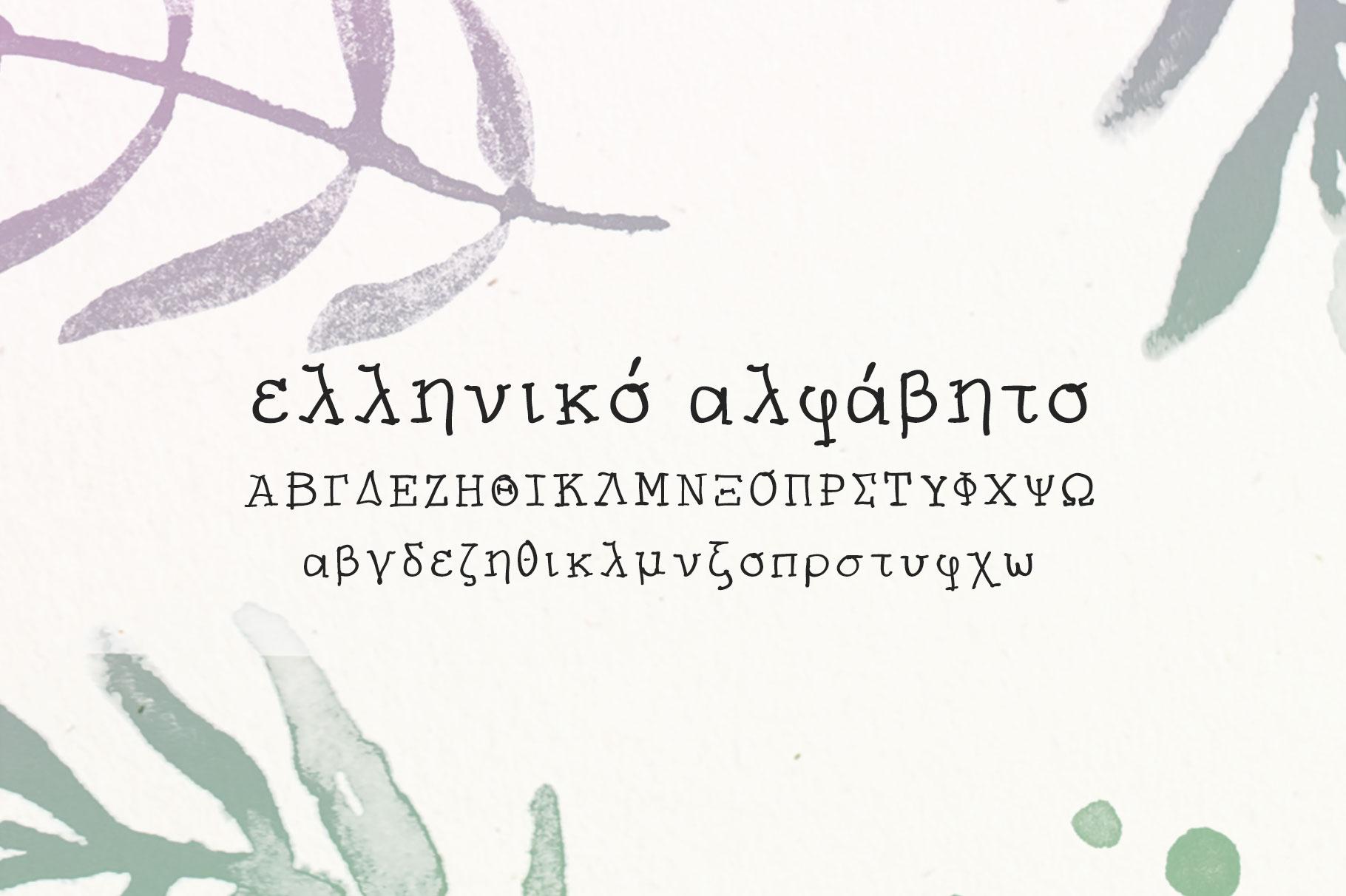 Cute Serif handwritten Font | Kold example image 3