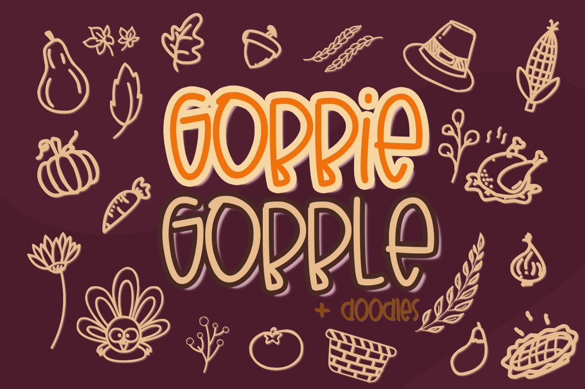 Gobbie Gobble example image 2