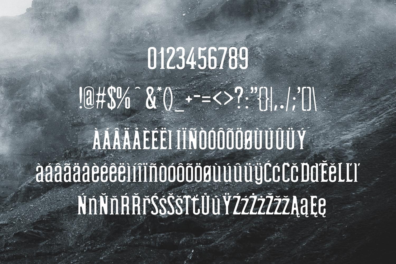 Hyman Rounded Serif Font Family example image 3