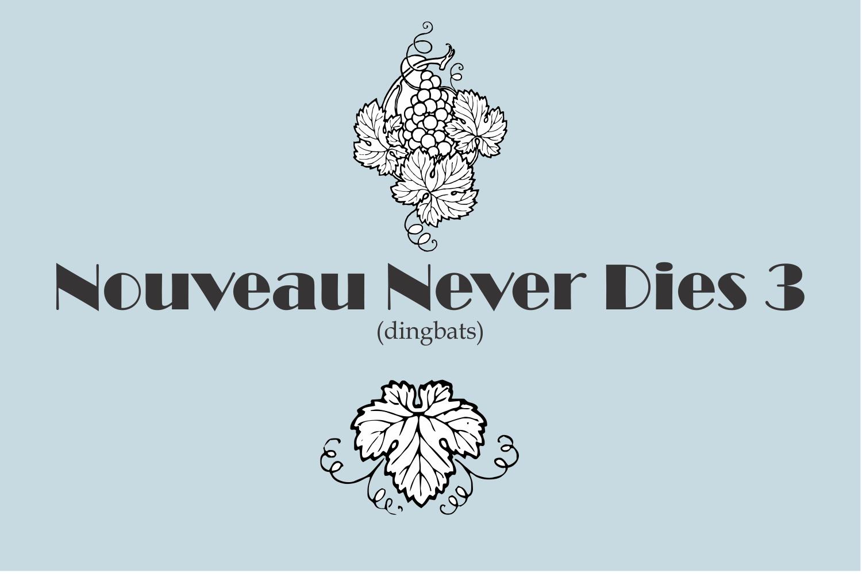 Nouveau Never Dies 3 example image 2