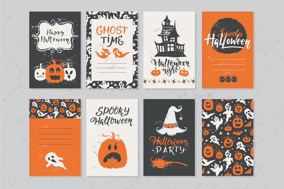 Halloween night Mega Pack! example image 7