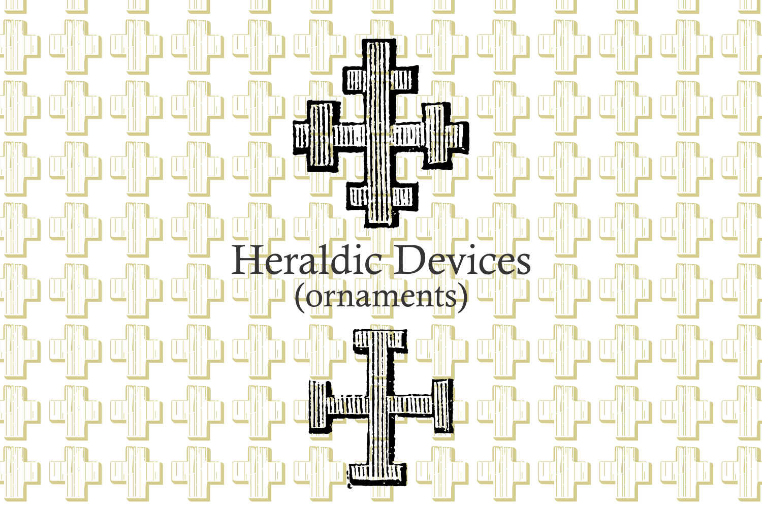 Heraldic Devices Premium (pack)  example image 10