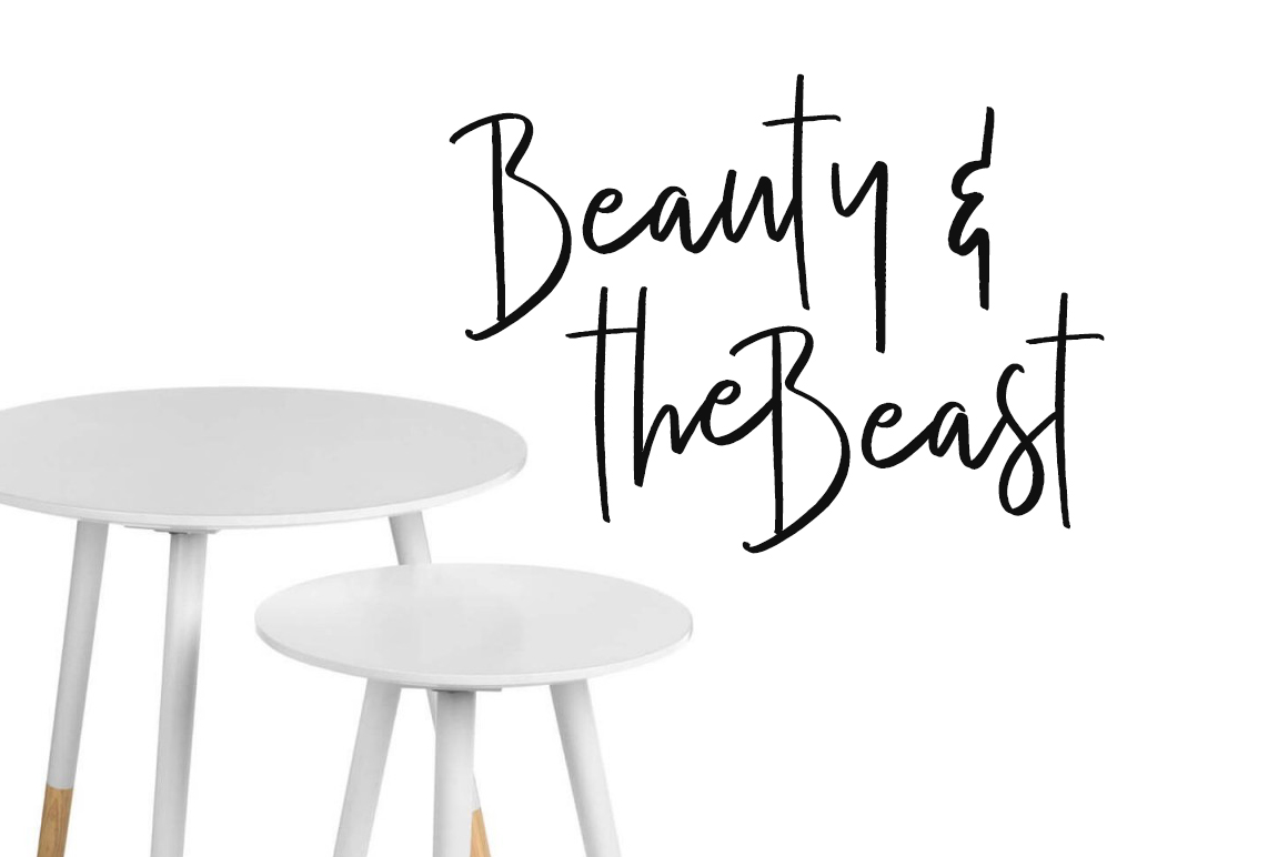 Glamoush Typeface example image 2
