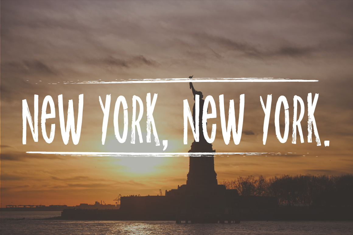 New york font! example image 4