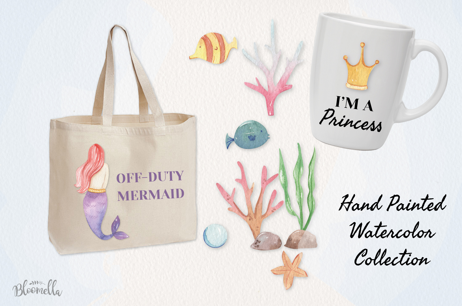 Mermazing Mermaid Collection example image 3
