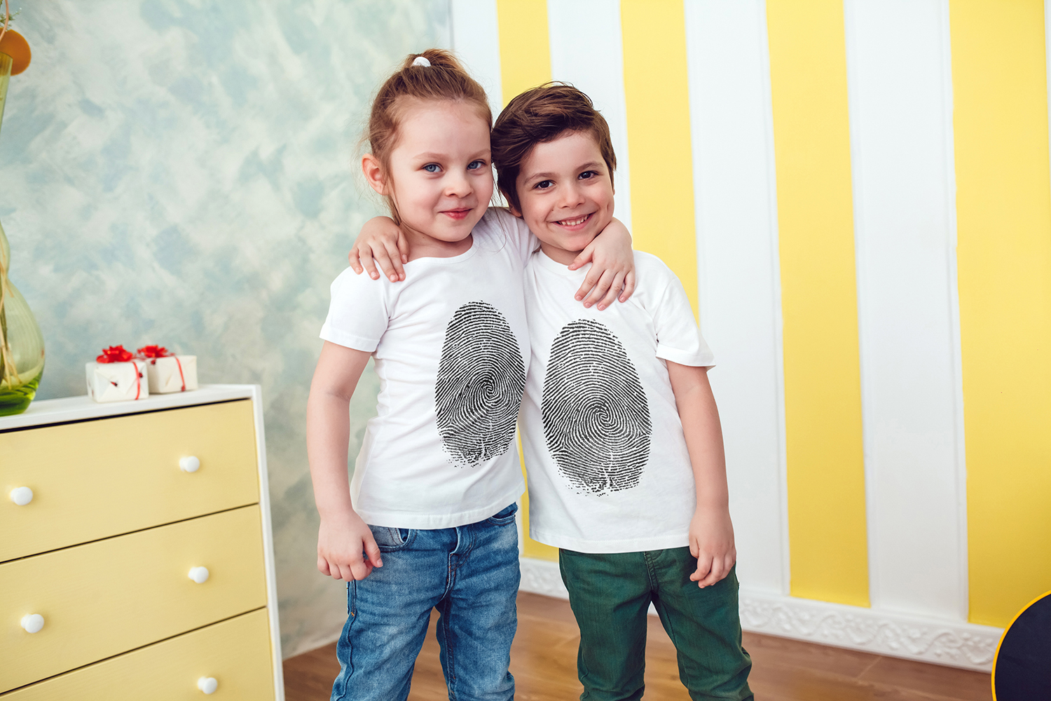 Kids T-Shirt Mock-Up Vol.3 2017 example image 9