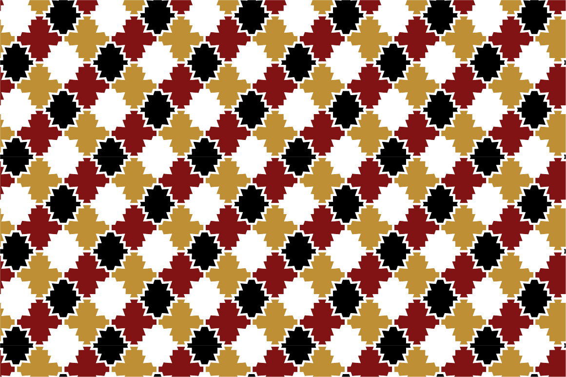 Retro ornamental patterns. example image 9