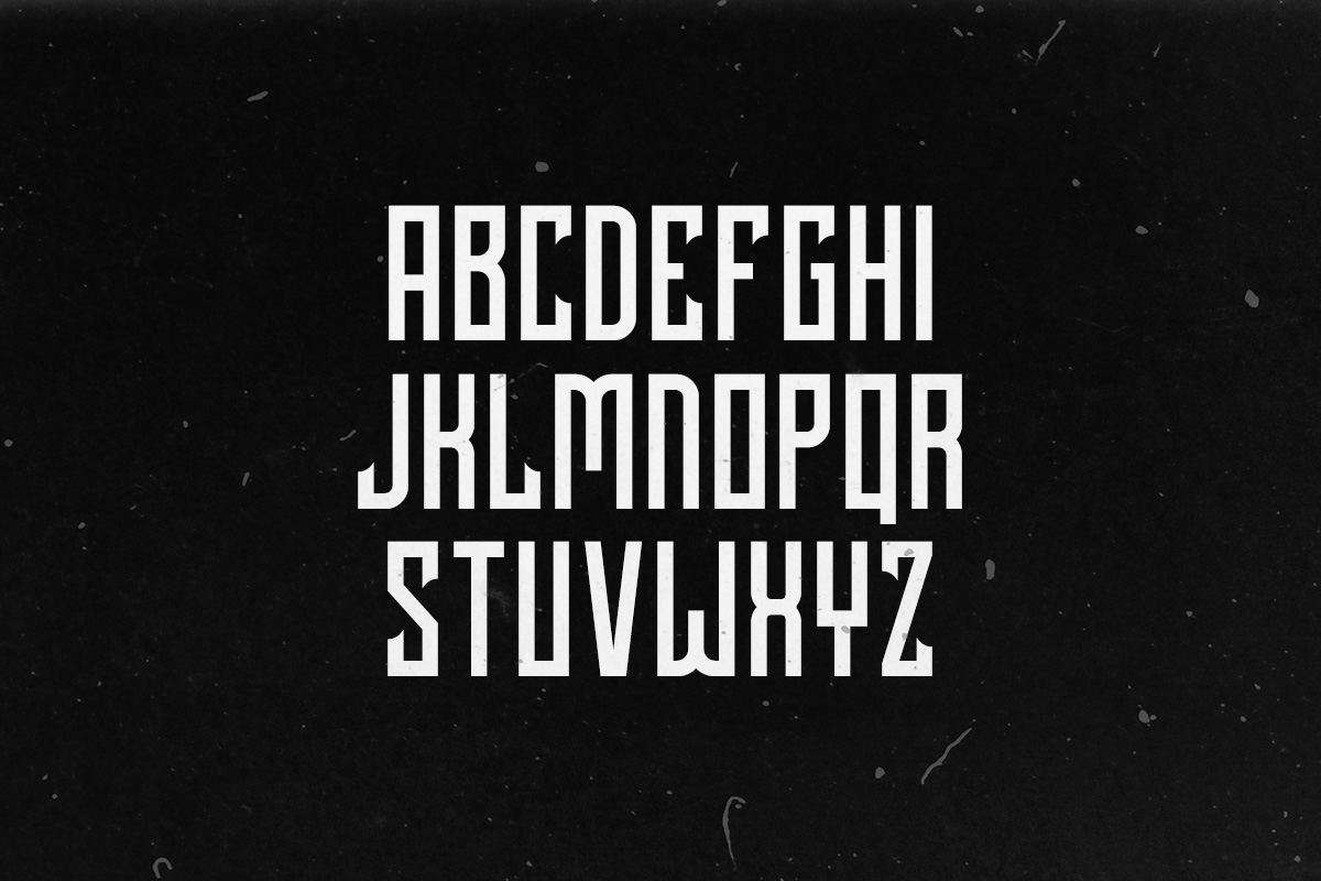 Lash Typeface example image 2