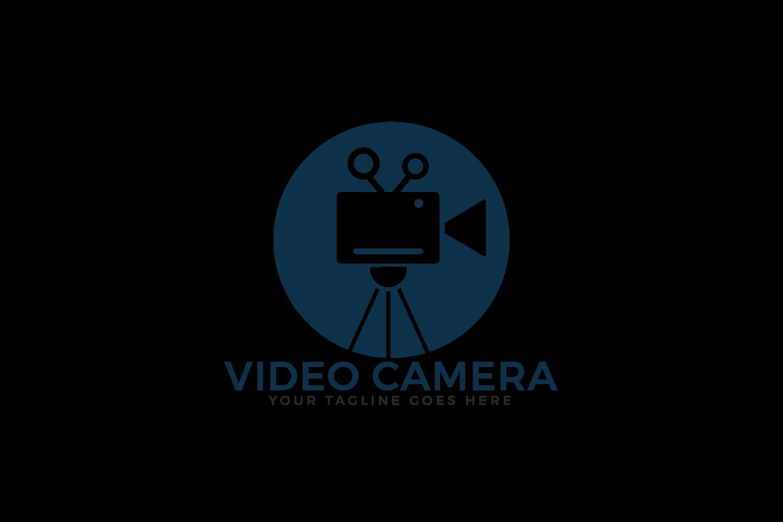 Video Camera Logo Design. example image 2