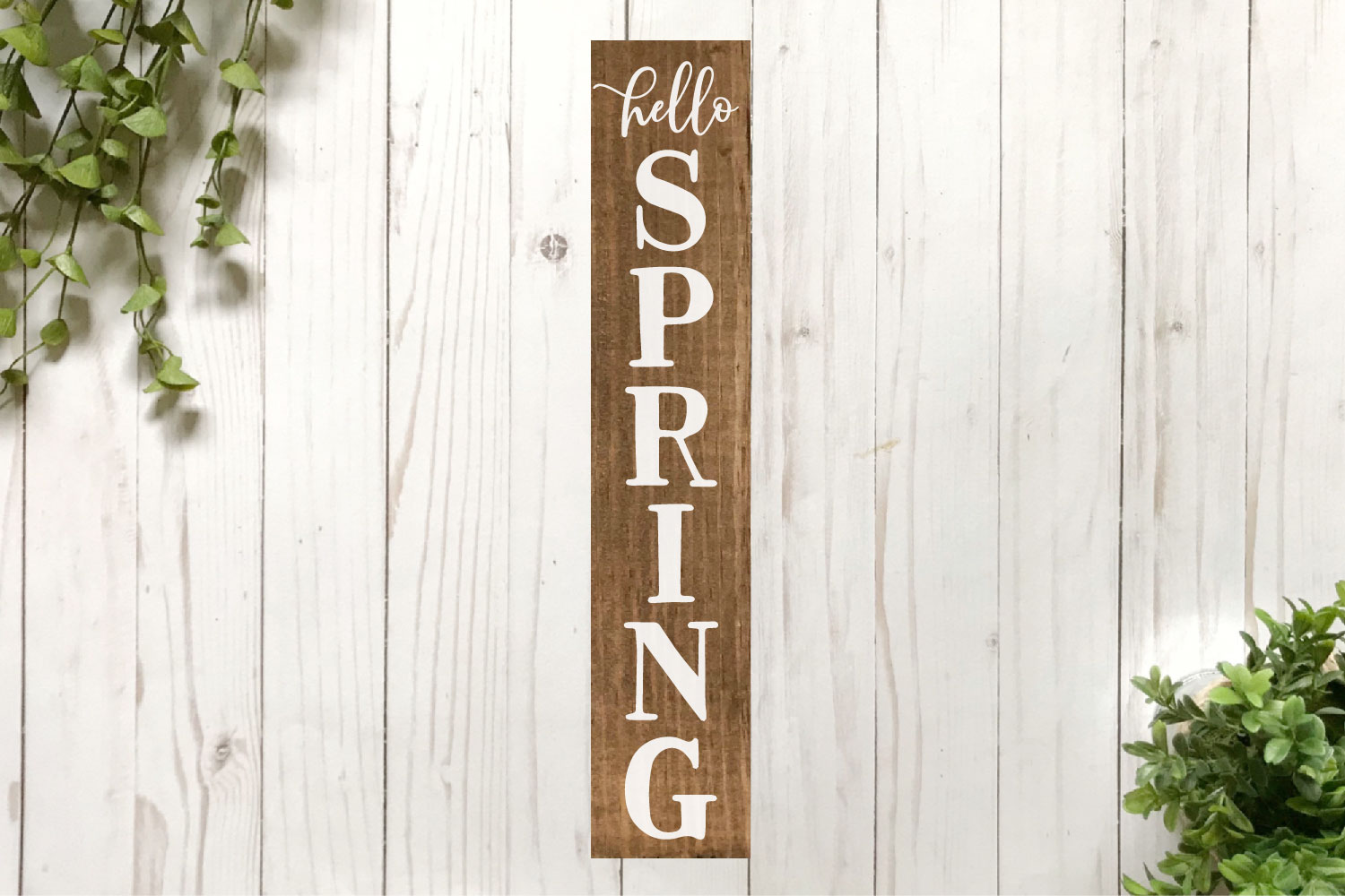 Spring SVG Bundle - Cut Files for Signs example image 5