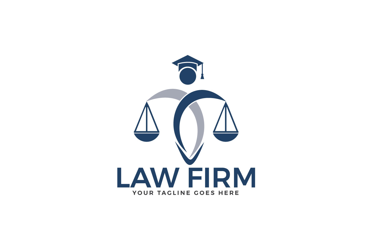 Law Firm Logo Design. example image 1
