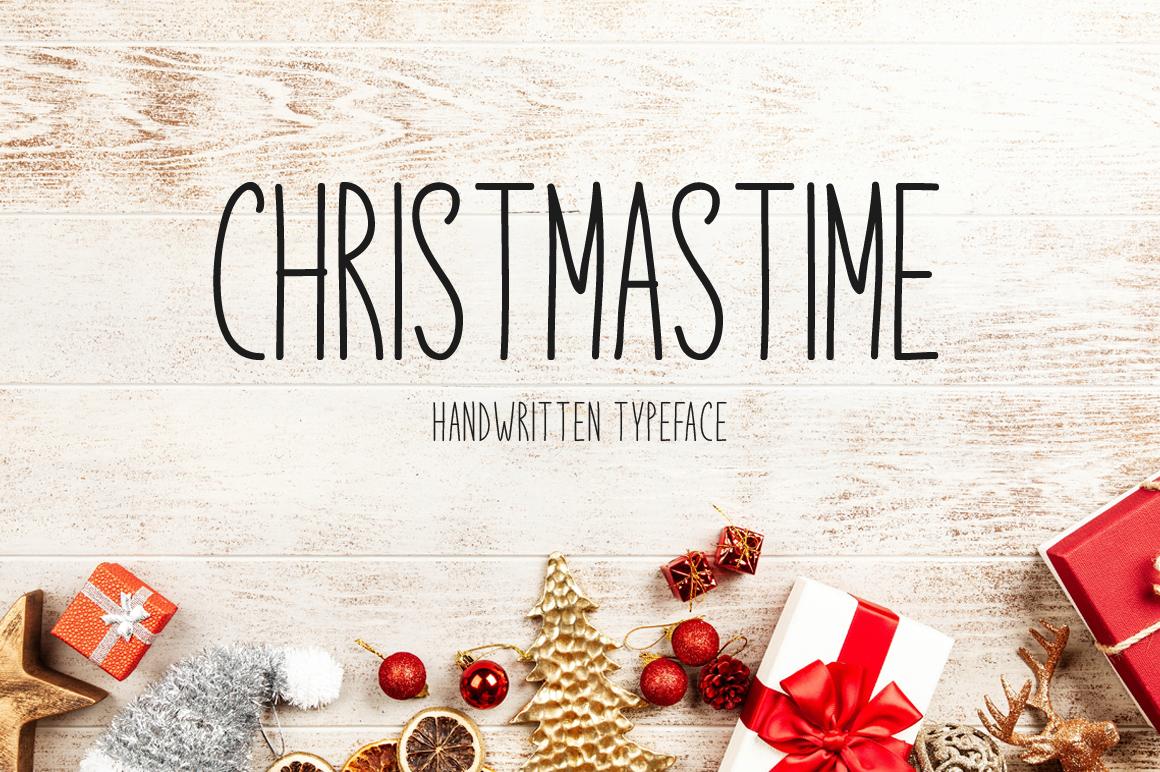 Christmastime example image 1
