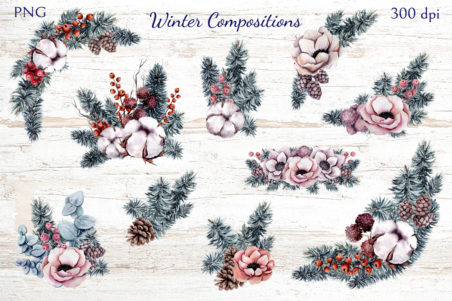 Winter Compositions example image 3