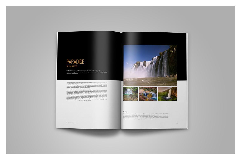 Photography Portfolio Template example image 12
