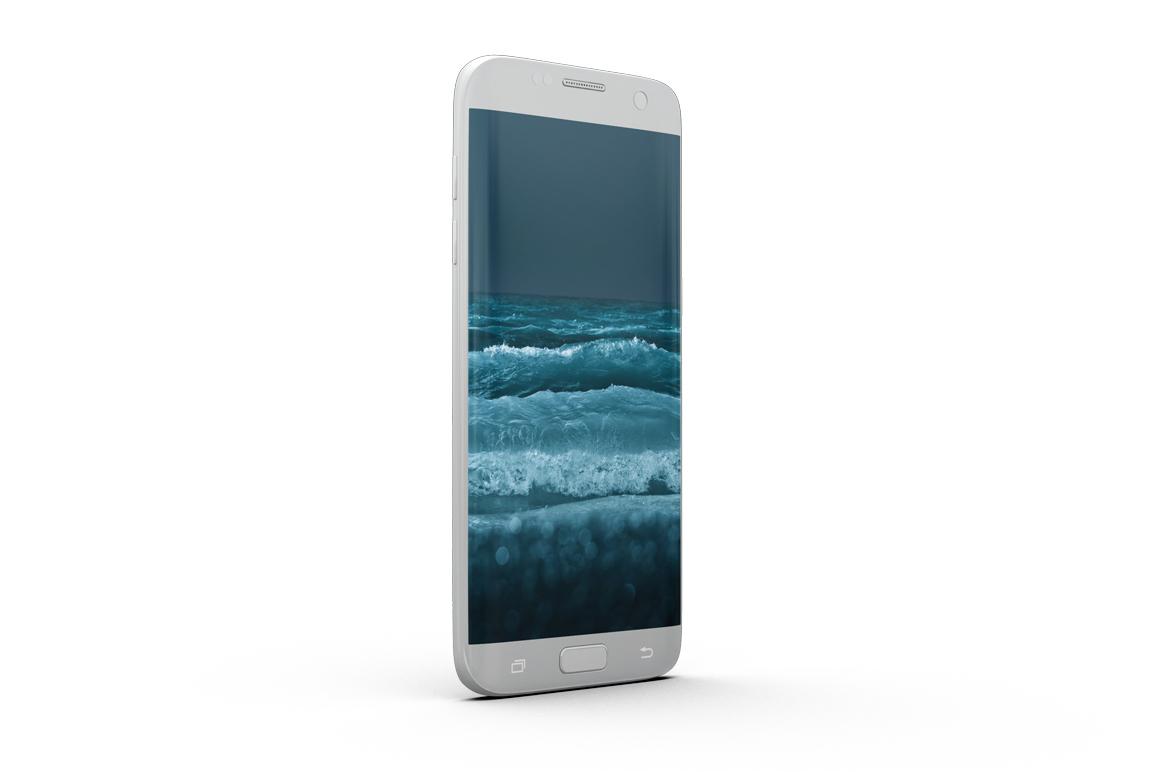 Samsung Galaxy S7 Edge Mockup example image 16