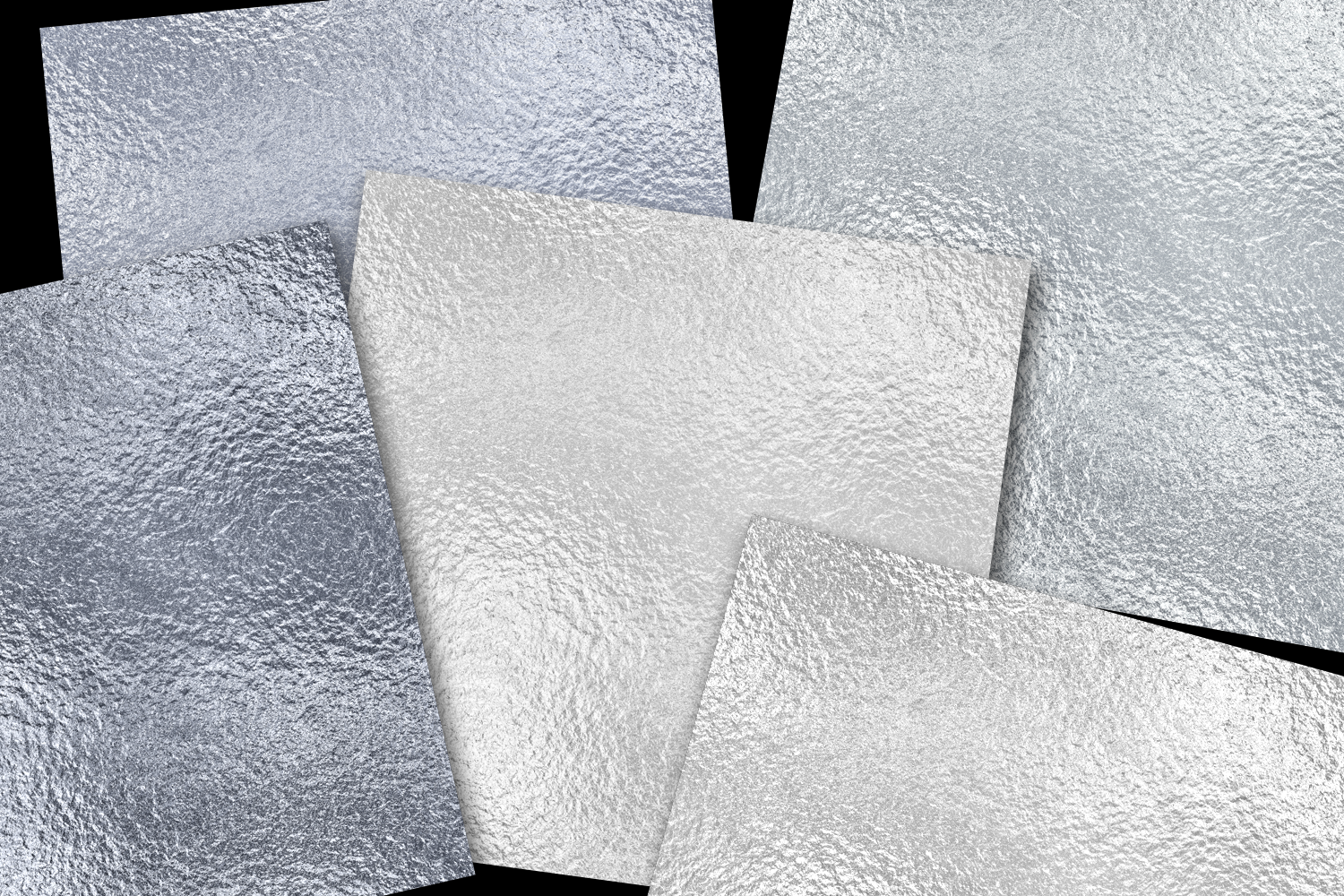 Silver Foils example image 2