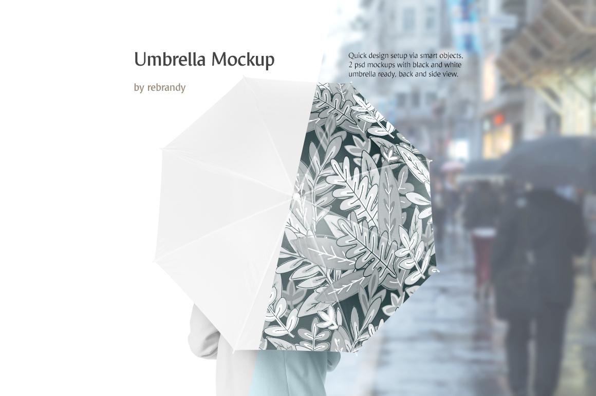 umbrella mockup example image 1