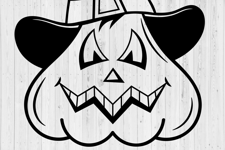 Halloween Pumpkins SVG   vector files example image 3