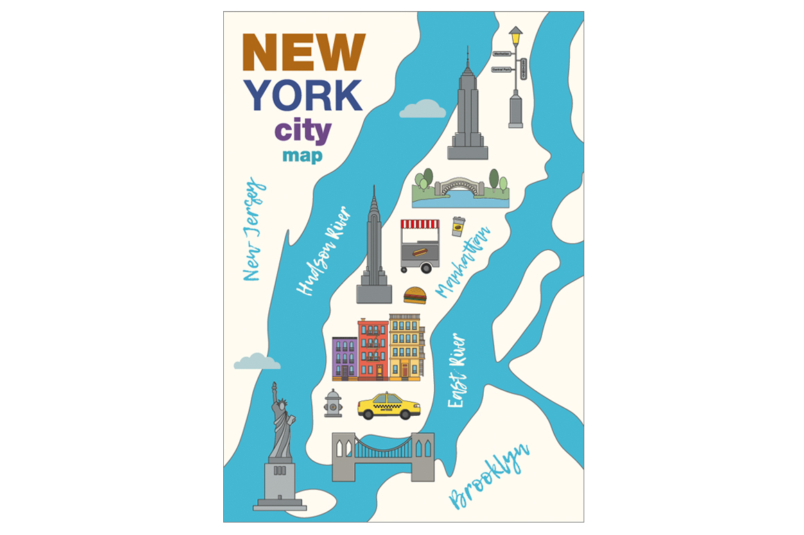 NEW YORK vector collection example image 5